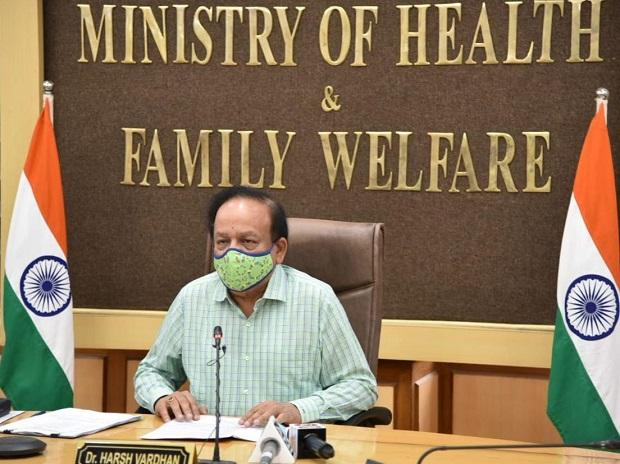 No room for complacency despite declining case trend: Vardhan to states