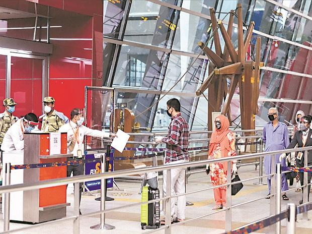 Few takers for advance booking of airline tickets even as traffic improves