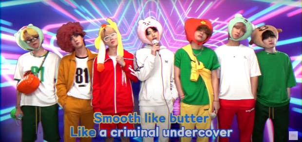 BTS drops chaotic karaoke version of chart-topping single 'Butter' on World Music Day 2021 : Bollywood News