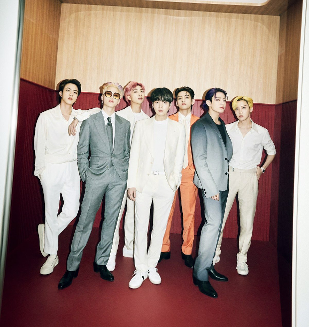 BTS' record-breaking single 'Butter' soars atop on India's first official international singles chart : Bollywood News