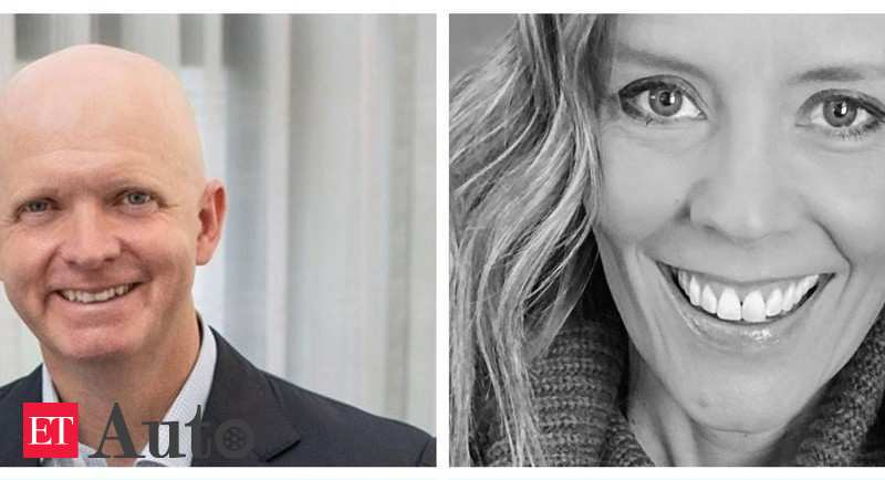 HERE Technologies appoints Jason Jameson as SVP and GM for Asia Pacific; Charity Rumery as GM Americas, Auto News, ET Auto